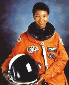 Dr Mae Jemison, First Woman of Color to Space
